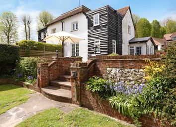 Thumbnail 3 bed semi-detached house for sale in Ashe Park Cottages, Steventon