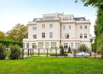 Thumbnail 2 bedroom flat for sale in Broomhill Court, Esher Close, Esher, Surrey