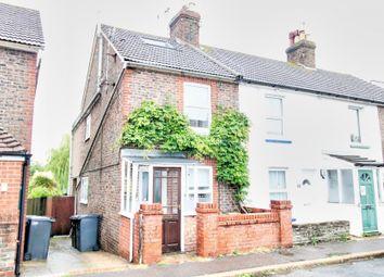 Thumbnail 4 bedroom semi-detached house for sale in Gordon Road, Hailsham