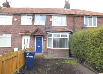 Thumbnail 3 bed terraced house for sale in Acanthus Avenue, Fenham, Newcastle Upon Tyne