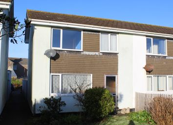 Thumbnail 3 bed end terrace house for sale in Park An Pyth, Pendeen