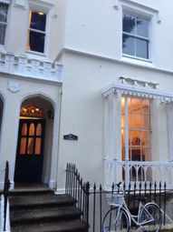 Thumbnail 4 bed flat to rent in Flat 4, 23 Leam Terrace, Leamington Spa