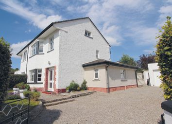 Thumbnail 3 bed semi-detached house for sale in 51 Glenburn Drive, Inverness