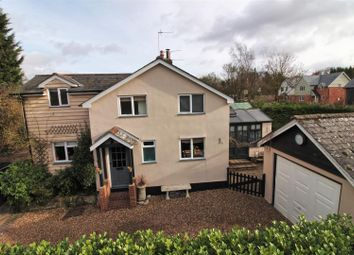 Thumbnail 3 bed semi-detached house for sale in Furneux Pelham, Buntingford