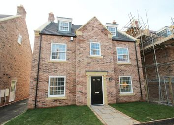Thumbnail 6 bed detached house for sale in Turnberry Drive, Trentham, Stoke-On-Trent