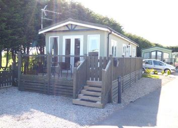 Thumbnail 1 bed mobile/park home for sale in Oxcliffe New Farm, Oxcliffe Road, Heysham