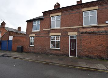 Thumbnail 3 bed end terrace house for sale in Erith Road, Leicester