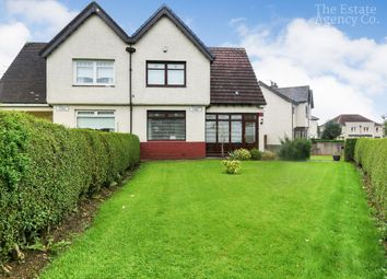 Thumbnail 3 bed semi-detached house for sale in Lochgreen Street, Glasgow