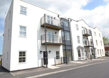 Thumbnail 2 bed flat for sale in Monmouth Road, Pill, Bristol