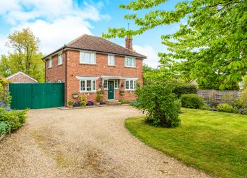 Thumbnail 3 bedroom detached house for sale in Church Lane, Papworth Everard, Cambridge