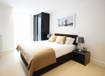 Thumbnail 2 bed flat to rent in Canary View, 23 Dowells Street, New Capital Quay, Greenwich