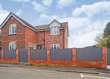 Thumbnail 5 bed semi-detached house for sale in Daisy Bank Lane, Heald Green, Cheadle
