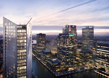 Thumbnail 1 bedroom flat for sale in 199-207 Marsh Wall, Canary Wharf, London