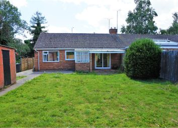 Thumbnail 2 bed semi-detached bungalow to rent in Forge Close, Canterbury