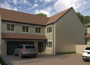Thumbnail 4 bed detached house for sale in Silver Street, Fairburn, Knottingley