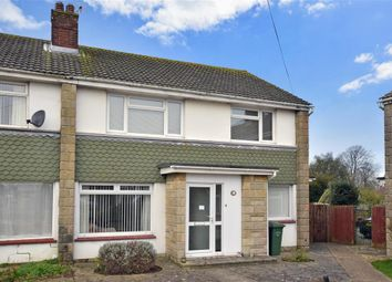 Thumbnail 2 bed maisonette for sale in Grasmere Avenue, Appley, Ryde, Isle Of Wight
