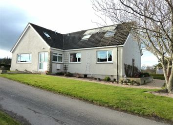 Thumbnail 5 bed detached house for sale in Miltonduff, Elgin