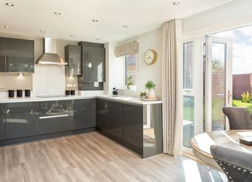 "Thumbnail 3 bed detached house for sale in ""Ennerdale"" at Beauchamp Avenue, Midsomer Norton, Radstock"