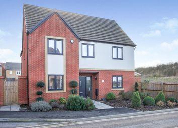 Thumbnail 5 bed detached house for sale in Jones Hill, Hampton Vale, Peterborough