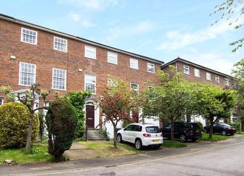 Thumbnail 4 bed end terrace house to rent in Heatherdale Close, Kingston Upon Thames