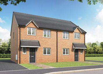 "3 bed semi-detached house for sale in ""The Eveleigh"" at Walkmill Lane, Cannock WS11"