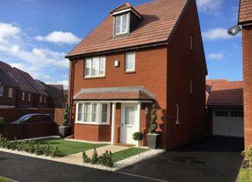 Thumbnail 4 bed detached house for sale in Eglantyne Road, Tadpole Garden Village, Swindon