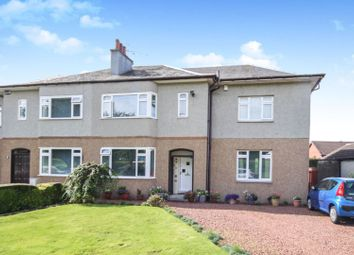 Thumbnail 5 bedroom semi-detached house for sale in Barloan Place, Dumbarton