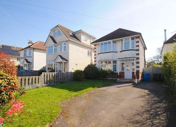 Thumbnail 3 bed detached house for sale in Sandbanks Road, Whitecliff, Poole