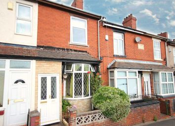 Thumbnail 3 bed terraced house for sale in Anchor Road, Adderley Green, Stoke-On-Trent