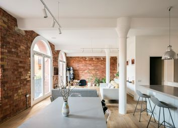 Thumbnail 4 bed flat for sale in The Jam Factory, Green Walk, London