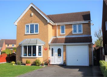 Thumbnail 4 bedroom detached house for sale in Turnley Road, South Normanton