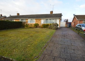 Thumbnail 2 bed semi-detached bungalow for sale in Bodmin Close, Kesgrave, Ipswich