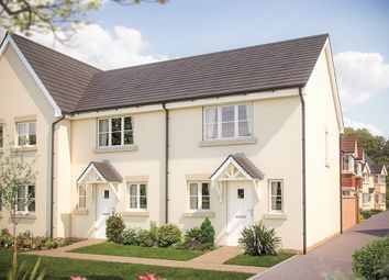 "Thumbnail 2 bed terraced house for sale in ""The Amberley"" at Hadden Hill, Didcot, Oxfordshire, Didcot"
