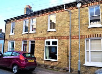 Thumbnail 2 bed terraced house to rent in Argyle Street, Cambridge