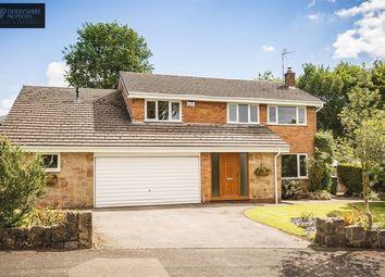 4 bed detached house for sale in Montpelier, Quarndon, Derby DE22