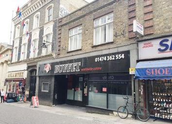 Thumbnail Commercial property for sale in 24-26 High Street, Gravesend, Kent
