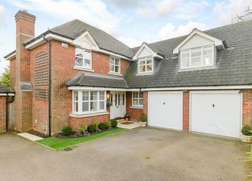 Thumbnail 5 bed detached house for sale in Emmett Close, Radlett