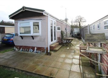 Thumbnail 1 bed mobile/park home for sale in Fifth Avenue, Kingsleigh Park Homes, Thundersley