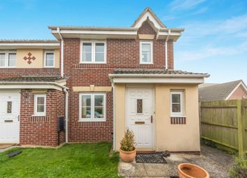 Thumbnail 3 bedroom end terrace house for sale in Cornpoppy Avenue, Monmouth