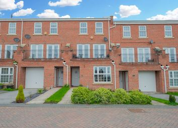 Thumbnail 4 bedroom town house for sale in St Hilaire Walk, Leeds