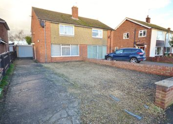 Thumbnail 3 bed semi-detached house for sale in Freeman Road, Didcot