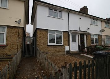 Thumbnail 2 bed end terrace house for sale in Lambourne Road, Barking, Essex