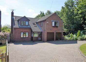 Thumbnail 5 bed detached house for sale in North Drive, Heswall