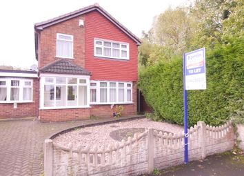 Thumbnail 3 bed detached house to rent in Mersey Close, Hindley Green, Wigan
