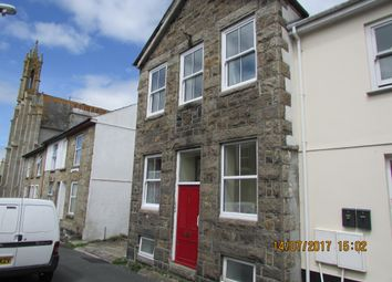 Thumbnail 1 bed flat to rent in Rosevean Road, Penzance