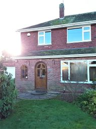 Thumbnail 1 bed semi-detached house to rent in Balmoral Road, Stafford