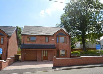 Thumbnail 4 bed detached house to rent in Charles Street, Tredegar, Gwent