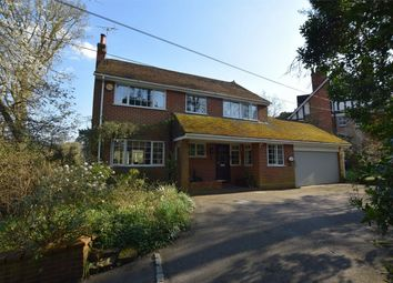 Thumbnail 4 bed detached house for sale in Waverley Drive, Camberley, Surrey