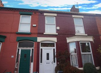 Thumbnail 3 bedroom terraced house for sale in Balcarres Avenue, Mossley Hill, Liverpool