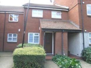 Thumbnail 1 bedroom flat for sale in Dunnock Road, Beckton
